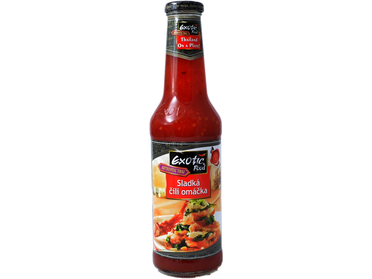 Exotic Food Chilli omáčka sladká, 725 ml